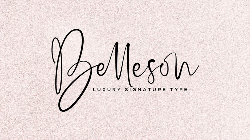 bellesonfont