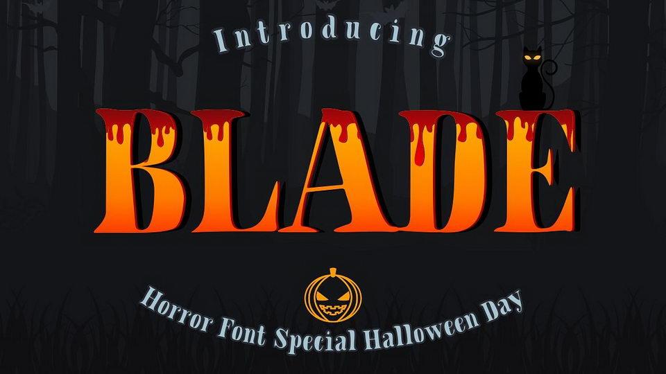 bladefont
