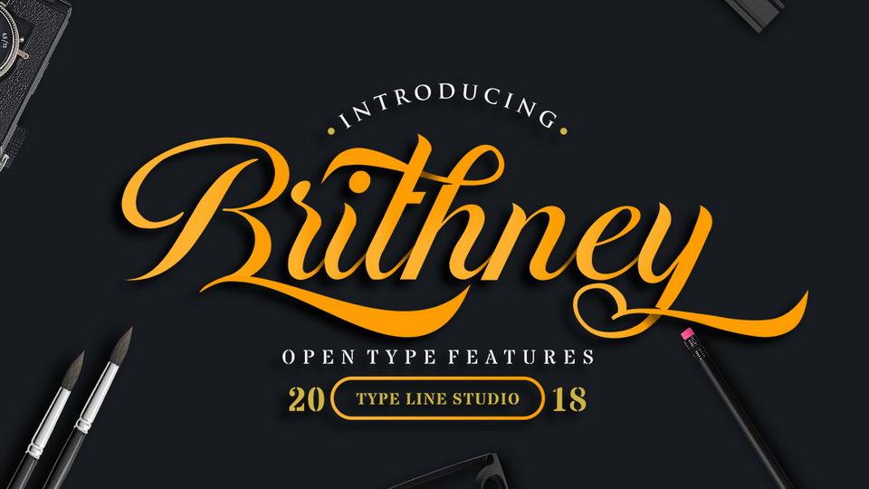 brithneyfont