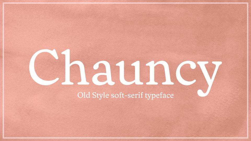chauncyfreefont