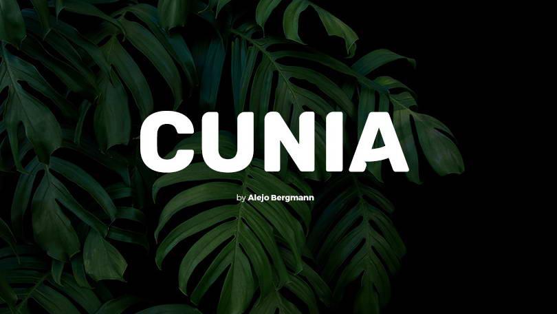 cuniafreefont