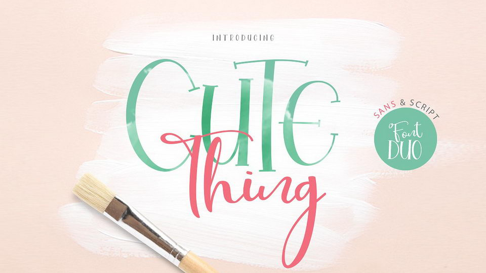 cutethingfont