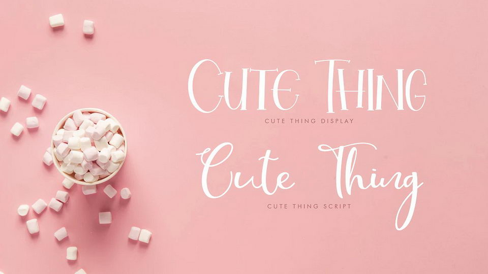 cutethingfontdownload