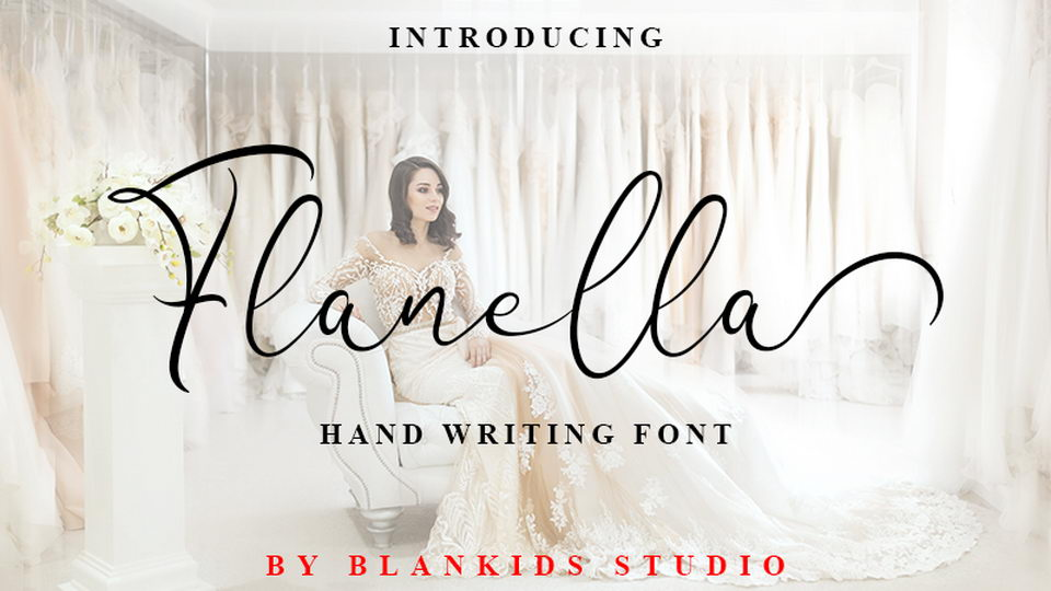flanellafreefont
