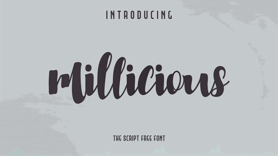 milliciousfont
