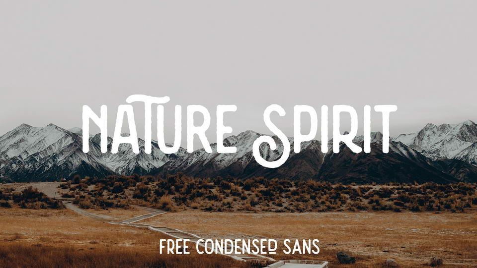 naturespiritfreefont
