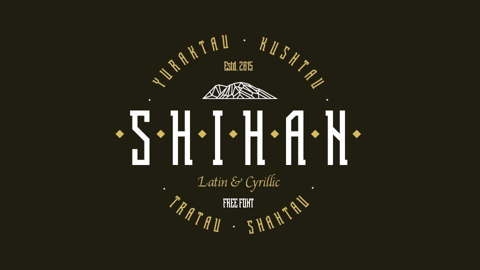 shihanfreefont