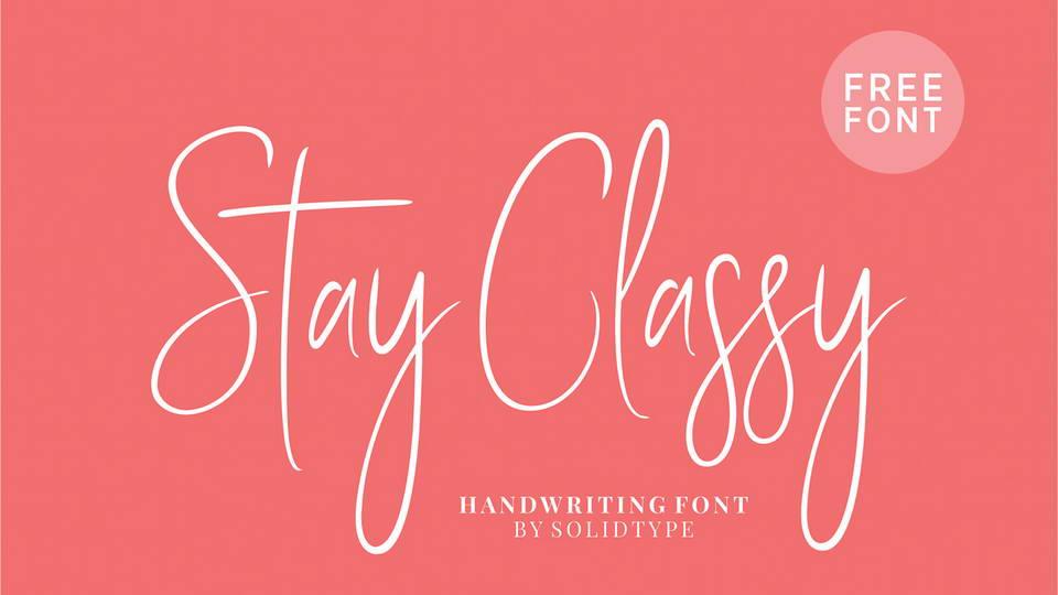 stayclassyfreefont