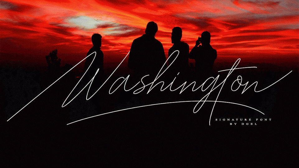 washingtonfont