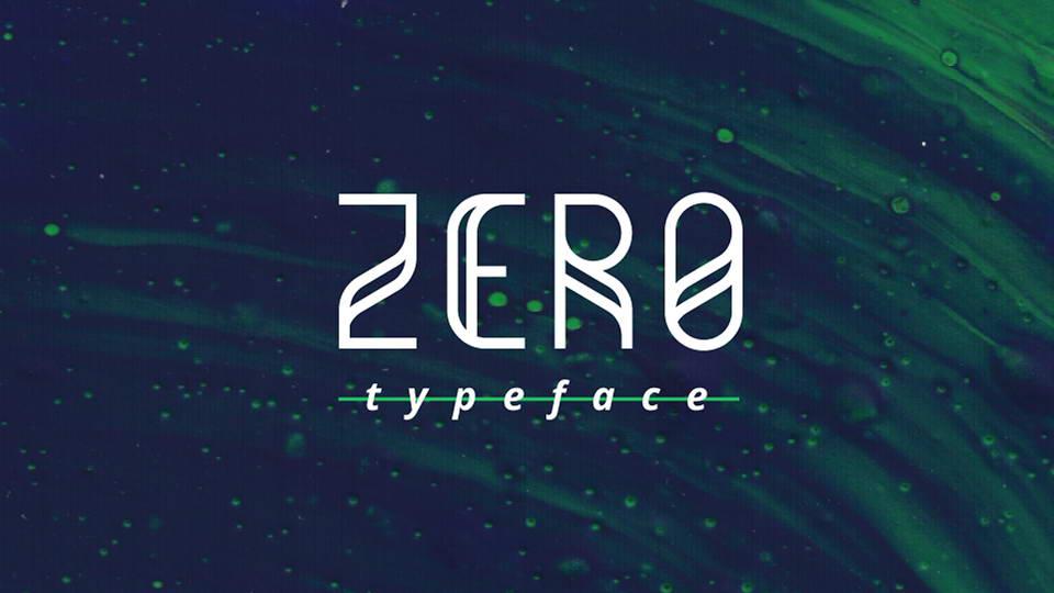 zerofreefont