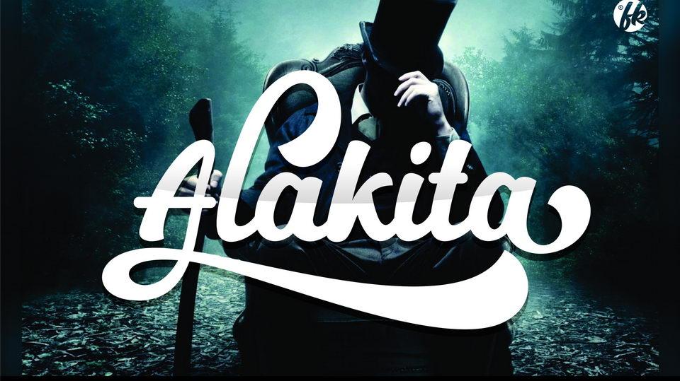 alakitafreefont