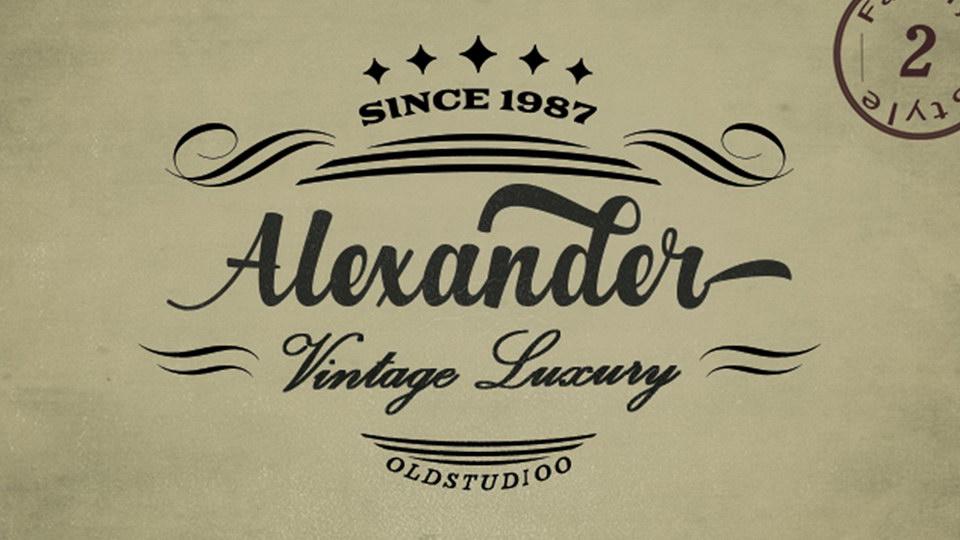 alexanderscript