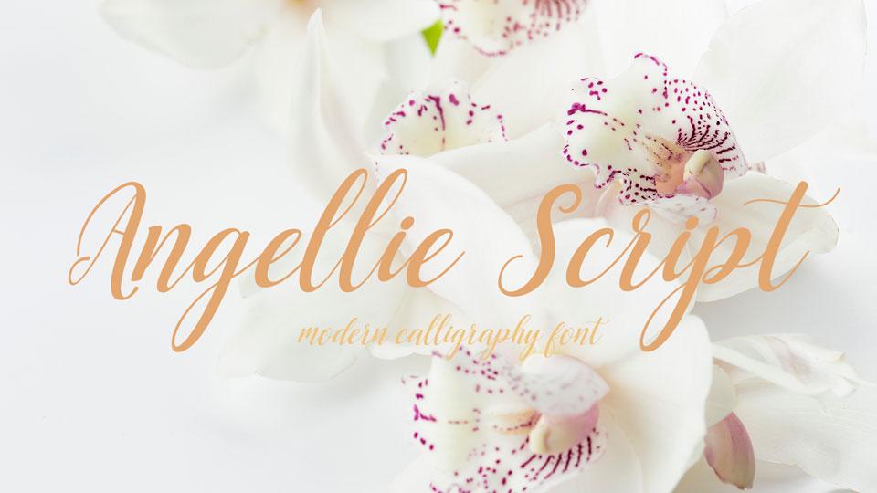angelliescriptfreefont