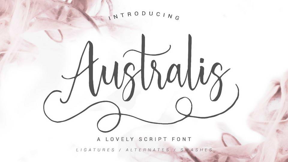 australsfreefont