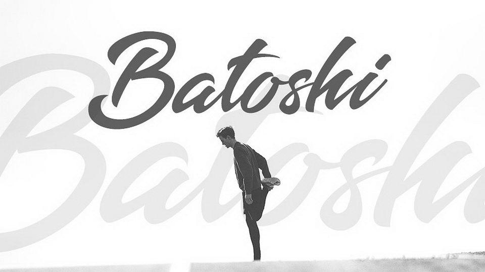 batoshifreefont