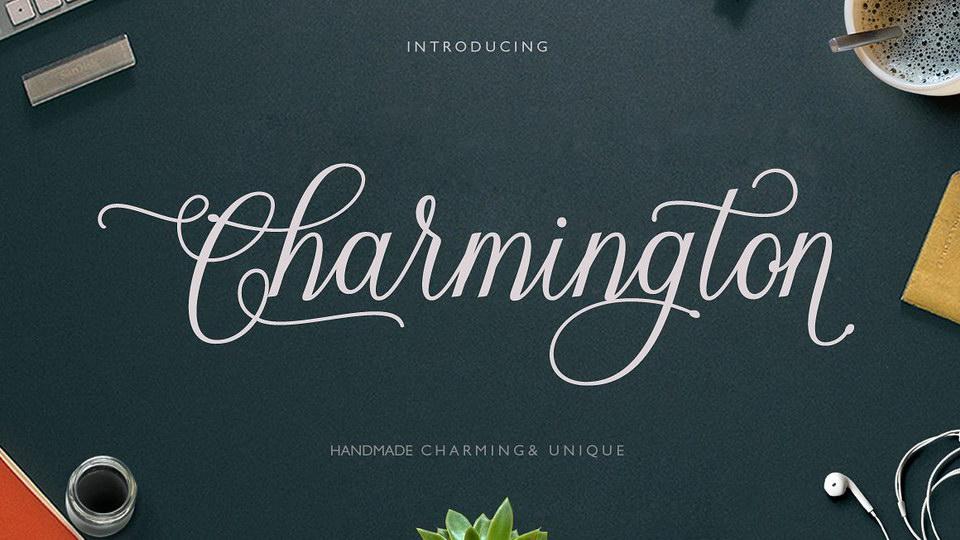 charmingtonfont