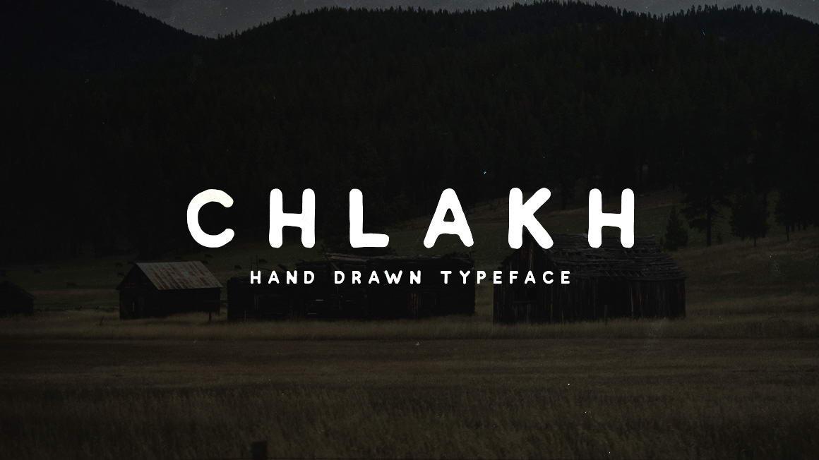 chlakhfreefont