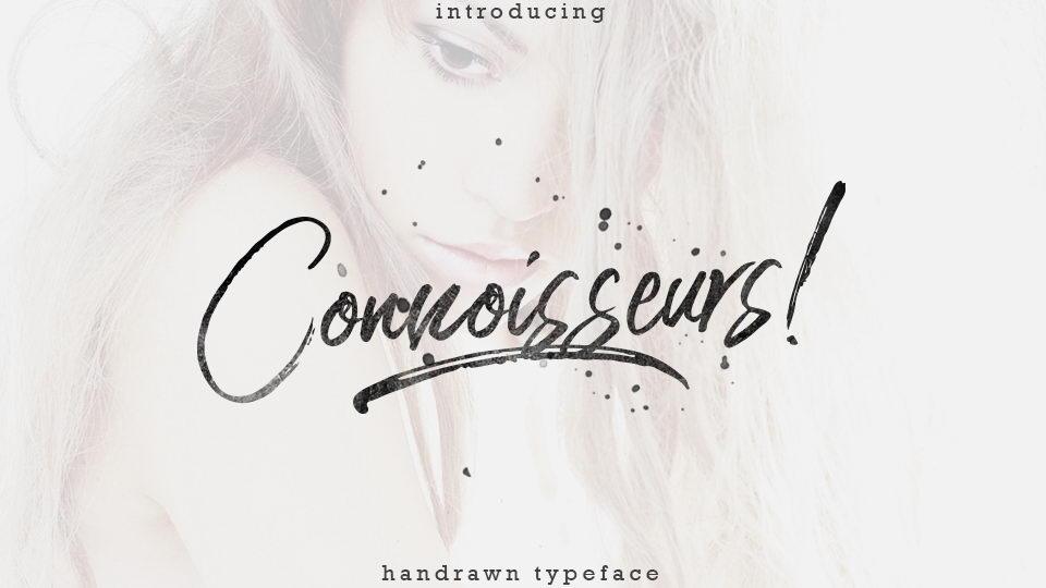 connoisseursscript