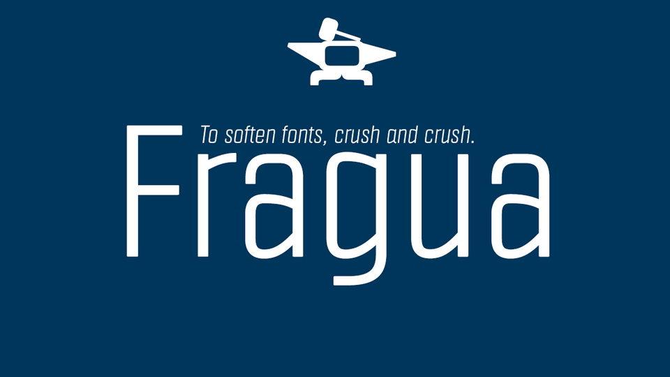 fraguatypeface