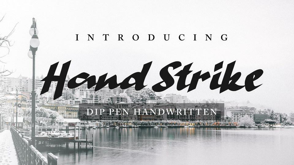 handstrikescript