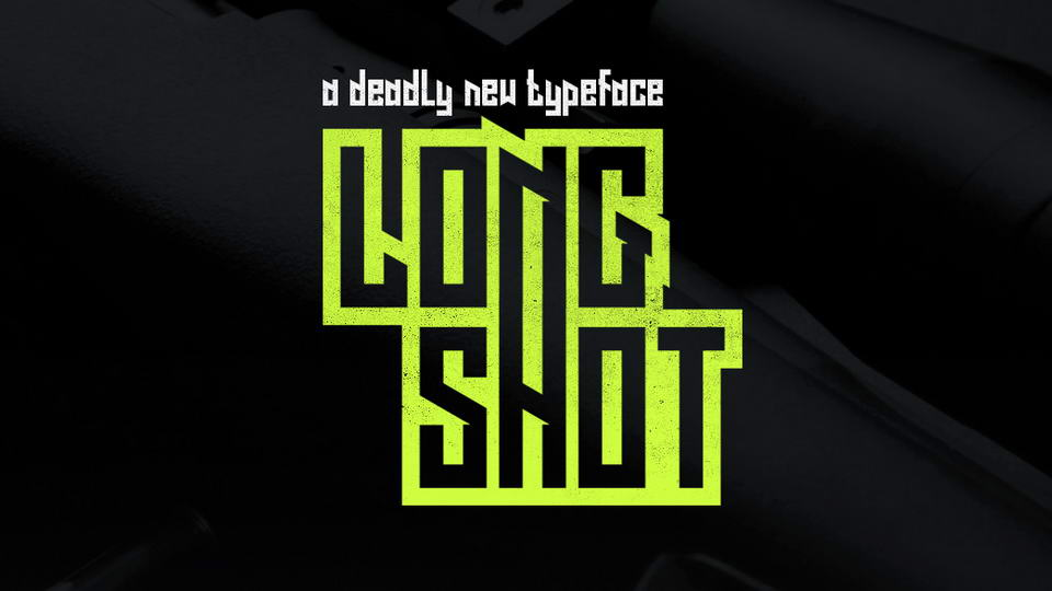 longshotfreefont