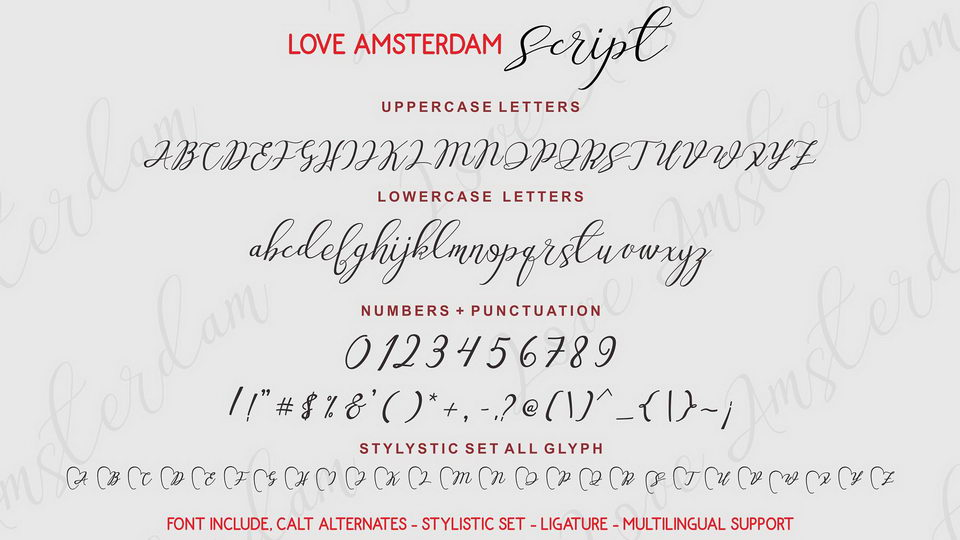 loveamsterdamfontdownload