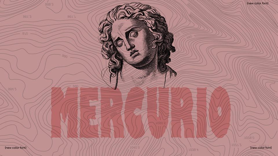 mercuriofont