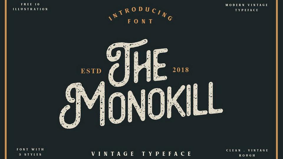 monokillfont