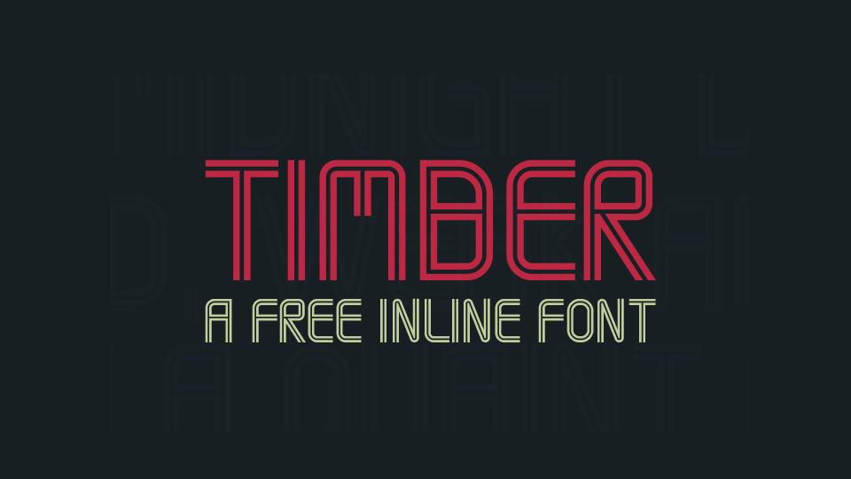 timberfreefont