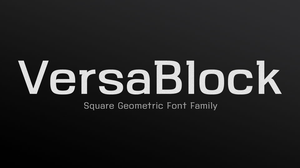 versablocktypeface