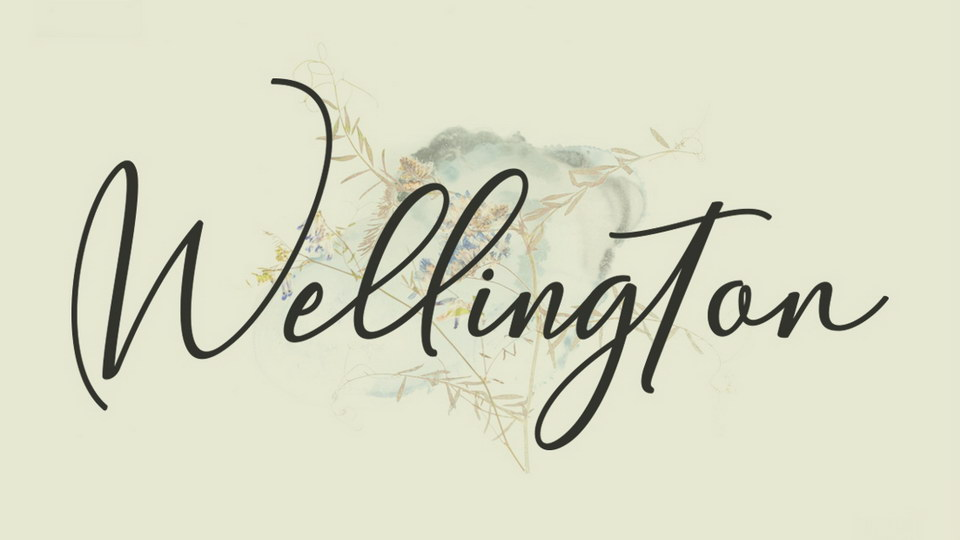wellingtonscript