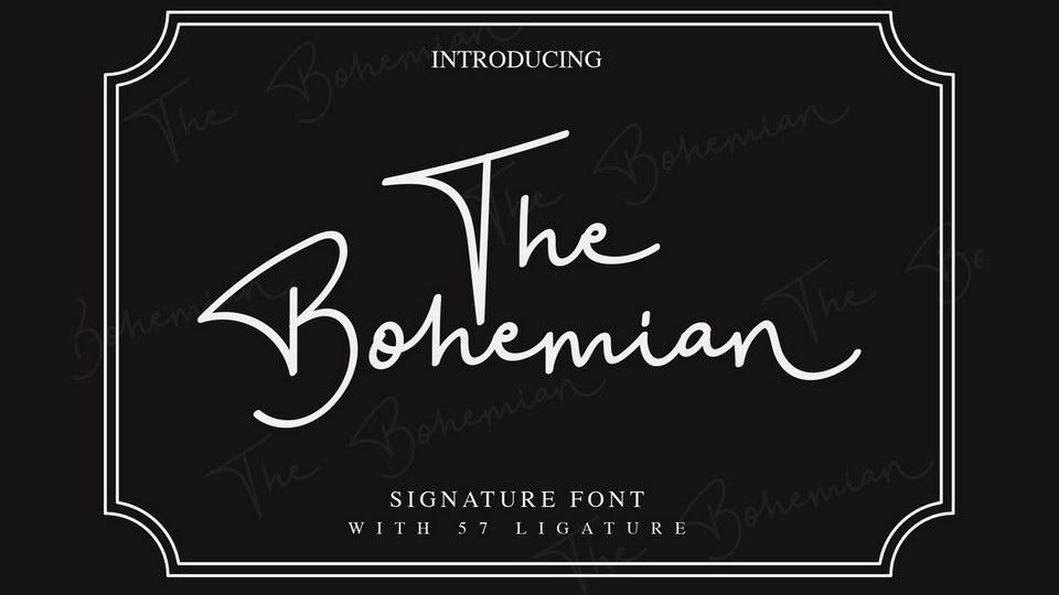 bohemianscript