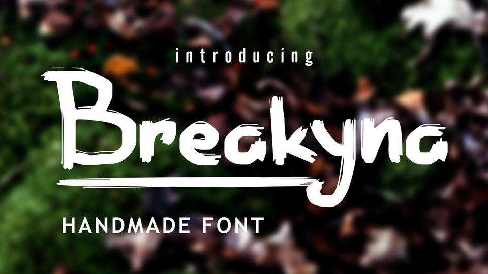 breakynafreefont