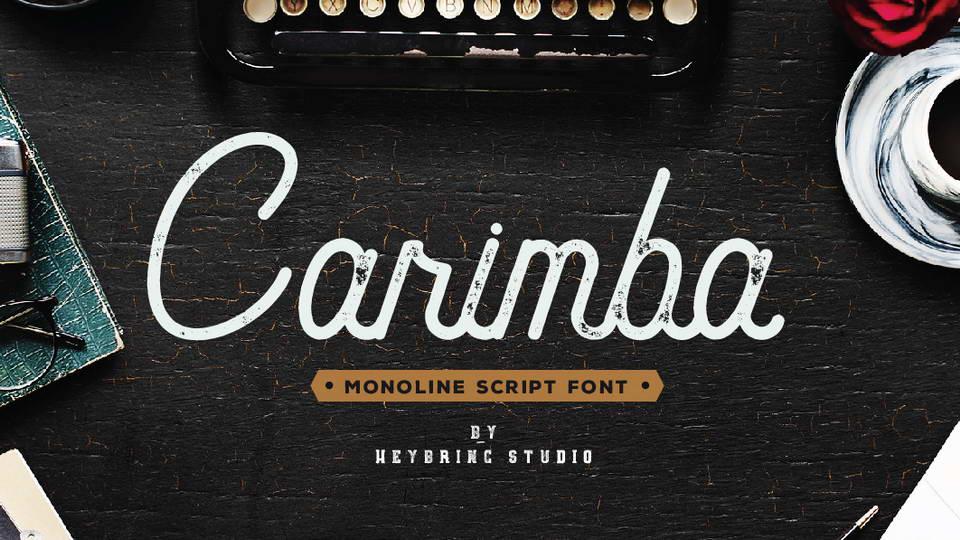 carimbafreefont