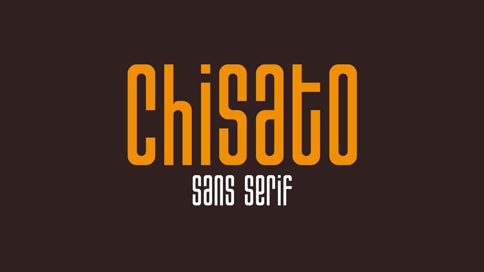 chisatofreefont