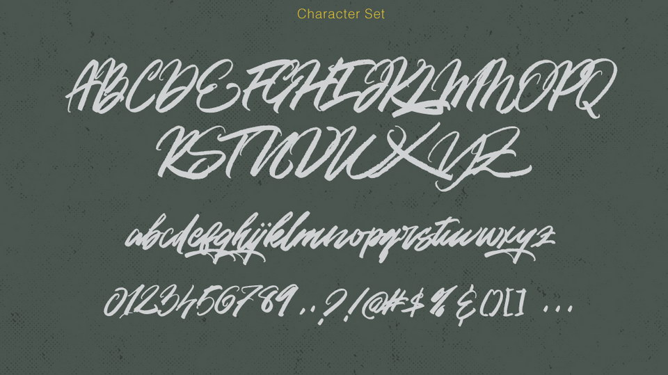 goldbrushscript