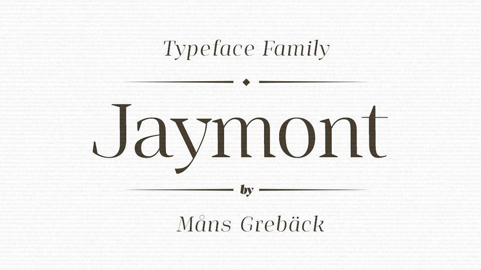 jaymontfont