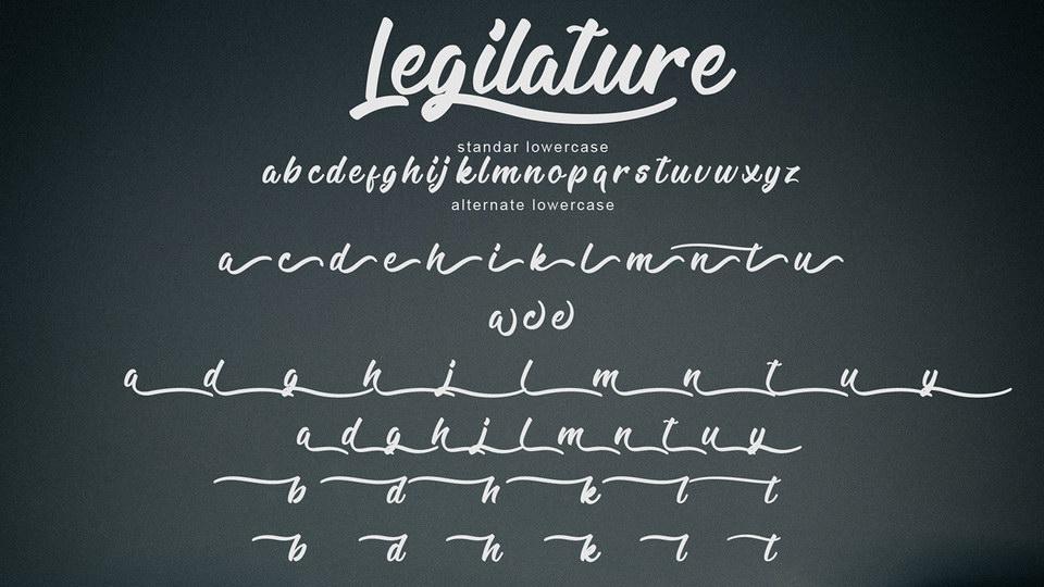 legilature