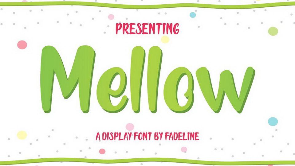 mellowfreefont