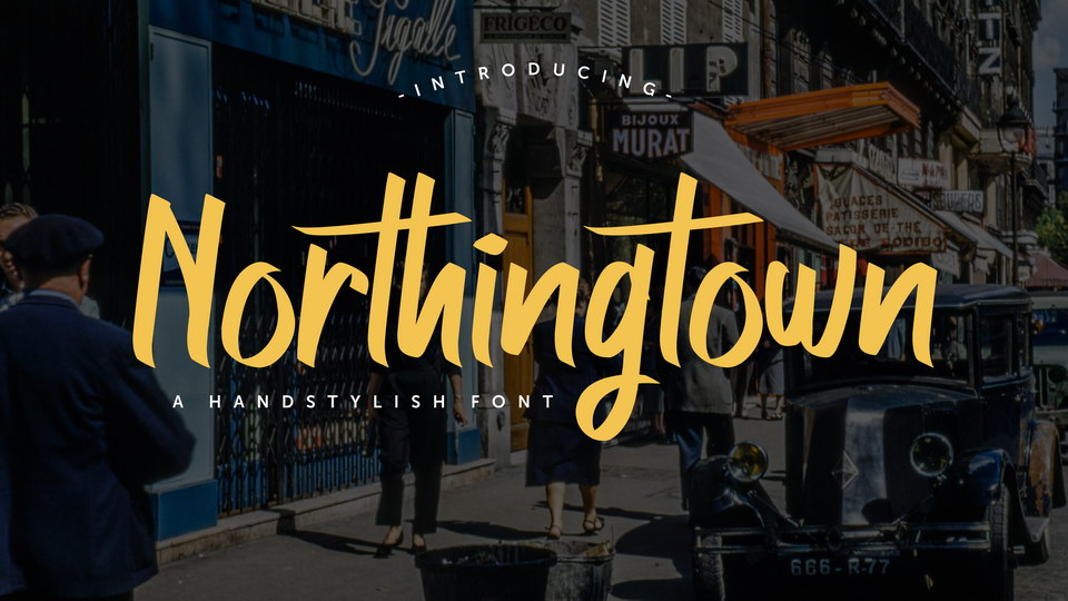northingtownfont
