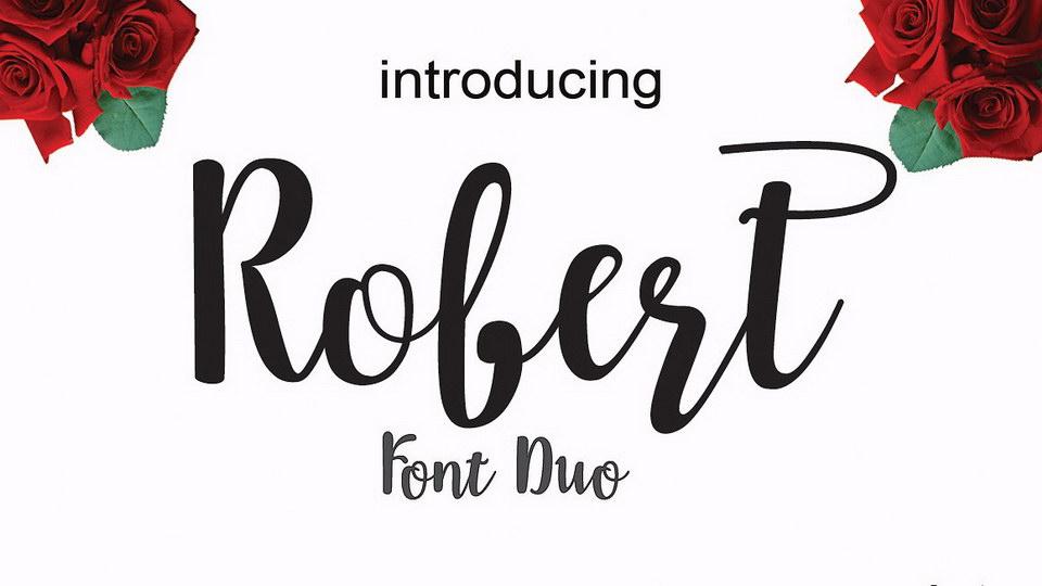 robertfont