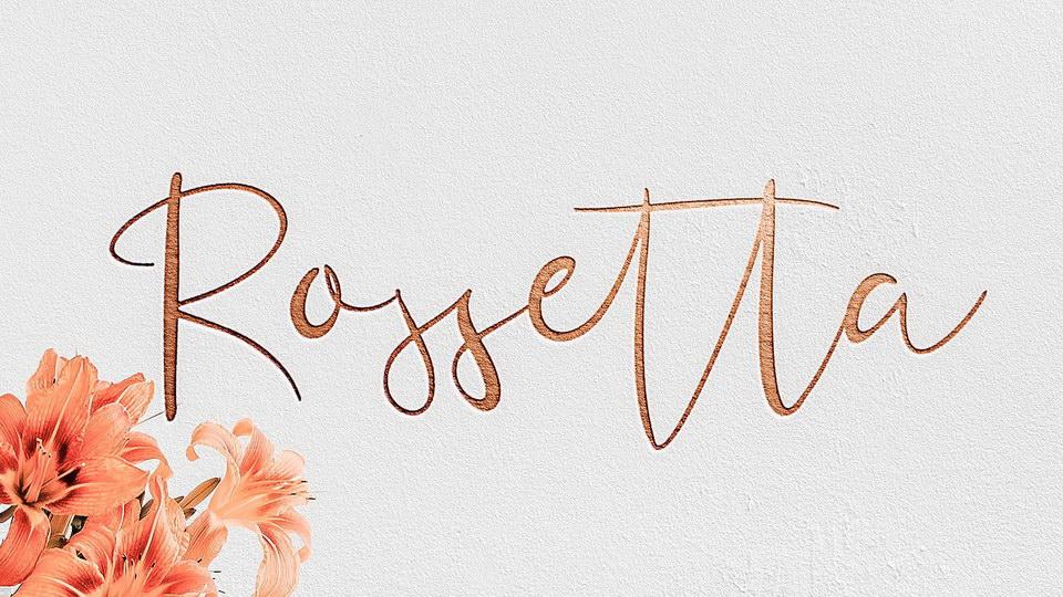 rossettascript