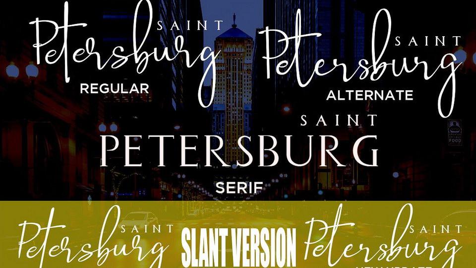 saintpetersburgscript