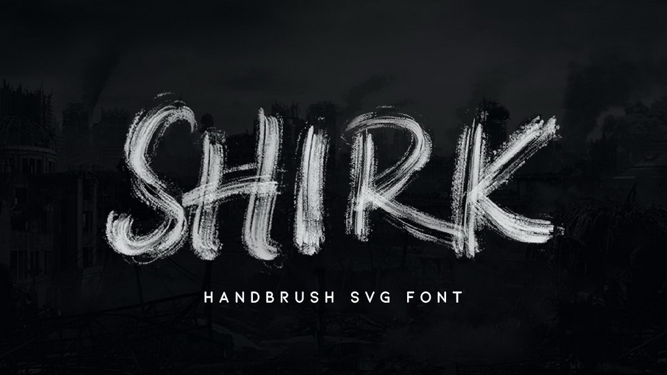 shirkfont