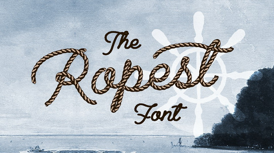 theropestfont