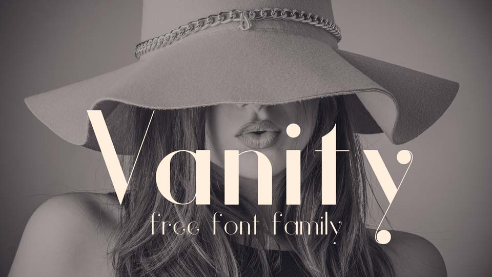 vanityfreefont