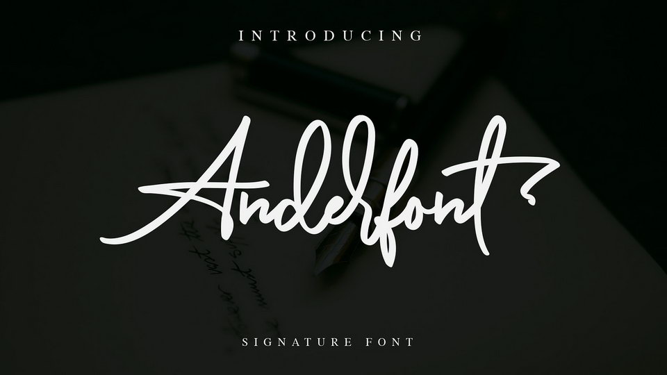 anderfont