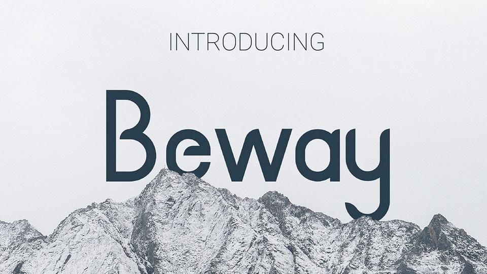 bewayfont