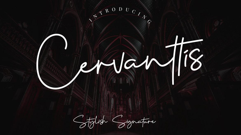 cervanttis-script