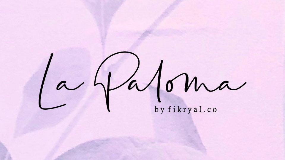 la_paloma